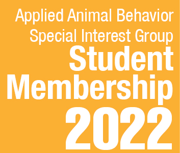 a square graphic representing AAB SIG Student Membership - 2022
