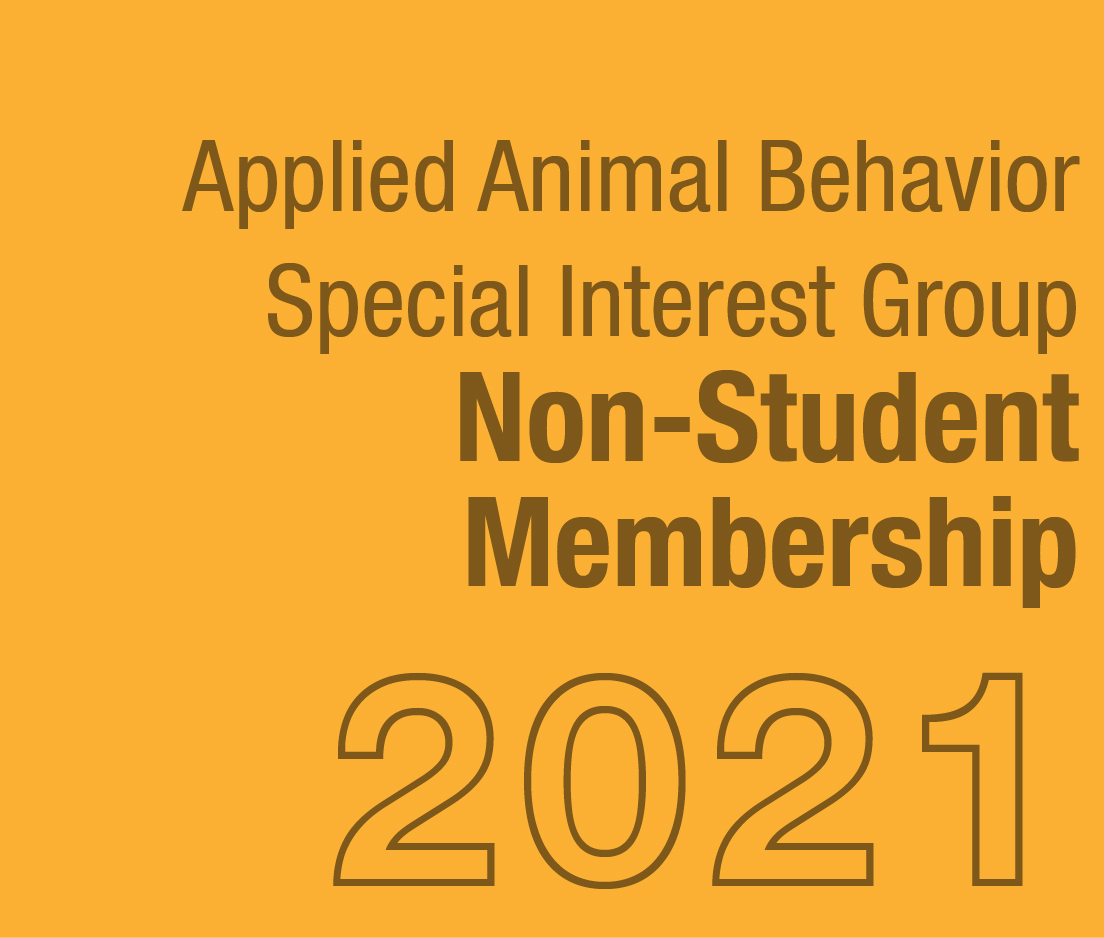 a square graphic representing AAB SIG Non-Student Membership - 2021