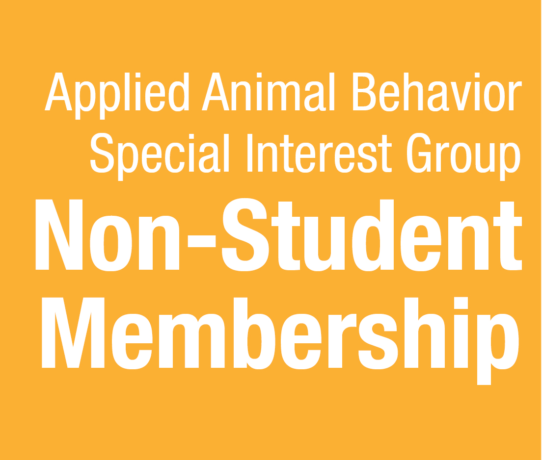 A small picture representing AAB SIG Non-Student Membership - 2019