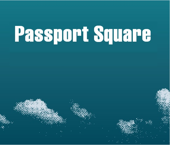 a square graphic representing Passport Square, Autism Conference 2022