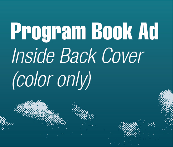 a square graphic representing Program Book Ad-Inside Back Cover Color Only, Autism Conference 2022