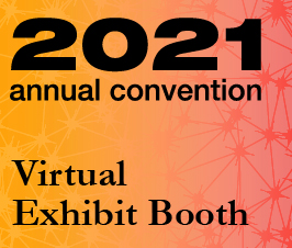 A small picture representing Annual Convention 2021 Virtual Exhibit Booth