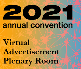 A small picture representing Annual Convention 2021 Virtual Advertisement - Plenary Room