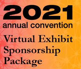 A small picture representing Annual Convention 2021 Exhibit Sponsorship Package