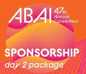 a square graphic representing Annual 2021 Day 2 (Saturday, May 29) Package Sponsorship