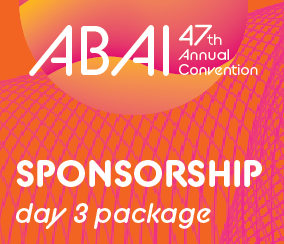 a square graphic representing Annual 2021 Day 3 (Sunday, May 30 ) Package Sponsorship