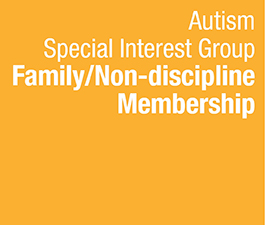A small picture representing Autism SIG Family/Non-discipline Membership