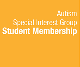 A small picture representing Autism SIG Student Membership