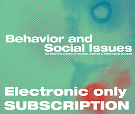 a square graphic representing Behavior and Social Issues - 1 Year (Electronic)