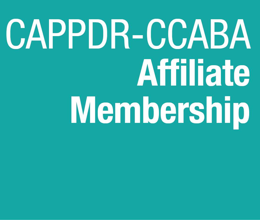a square graphic representing CCABA 2019 Membership Affiliate 2019
