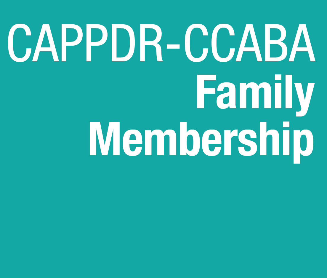 a square graphic representing CCABA 2019 Membership Family 2019