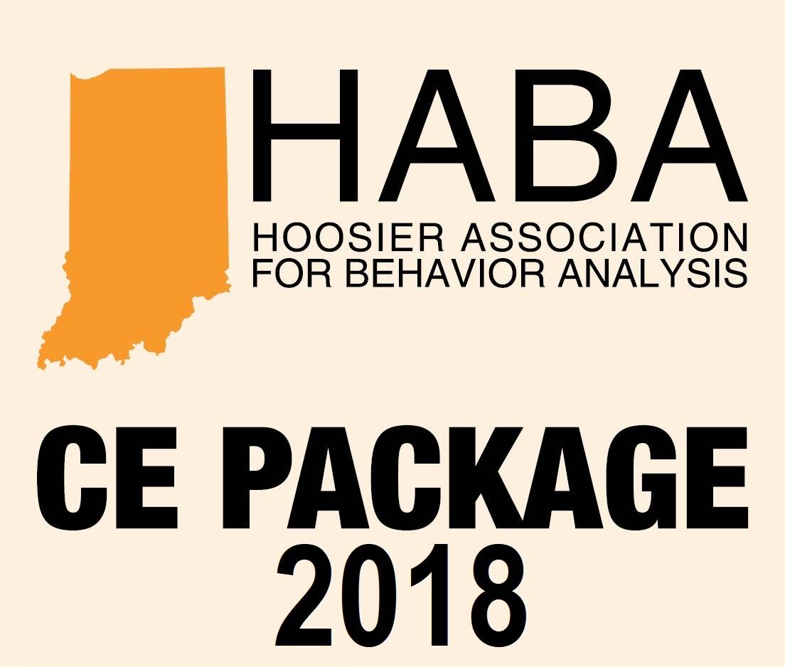 a square graphic representing HABA CEUs for the entire 2018 Conference