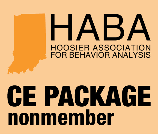 a square graphic representing HABA CE for January 10, 2020. (Nonmember Rate)