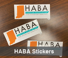 a square graphic representing HABA Stickers