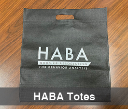 a square graphic representing HABA Totes (Black)