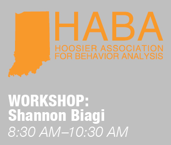 a square graphic representing HABA Annual Conference 2021 Workshop 1 ($35 workshop) Shannon Biagi: Planning for Growth: Creating Professional Development Pipelines in ABA (2 General CEUs)