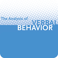 a square graphic representing TAVB: The Analysis of Verbal Behavior (Electronic)
