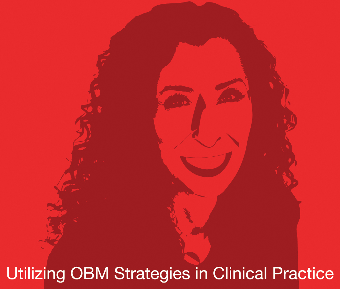a square graphic representing ABAI Webinar: Utilizing OBM Strategies in Clinical Practice