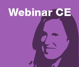 a square graphic representing Webinar CE for Jenni Pacheco.