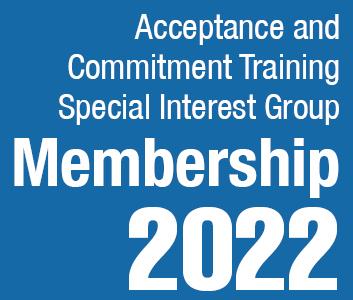 a square graphic representing 2022 ACT SIG Membership.