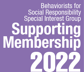 a square graphic representing BFSR SIG Supporting Membership - 2022