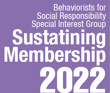 a square graphic representing BFSR SIG Sustaining Membership - 2022