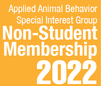 a square graphic representing AAB SIG Non-Student Membership - 2022