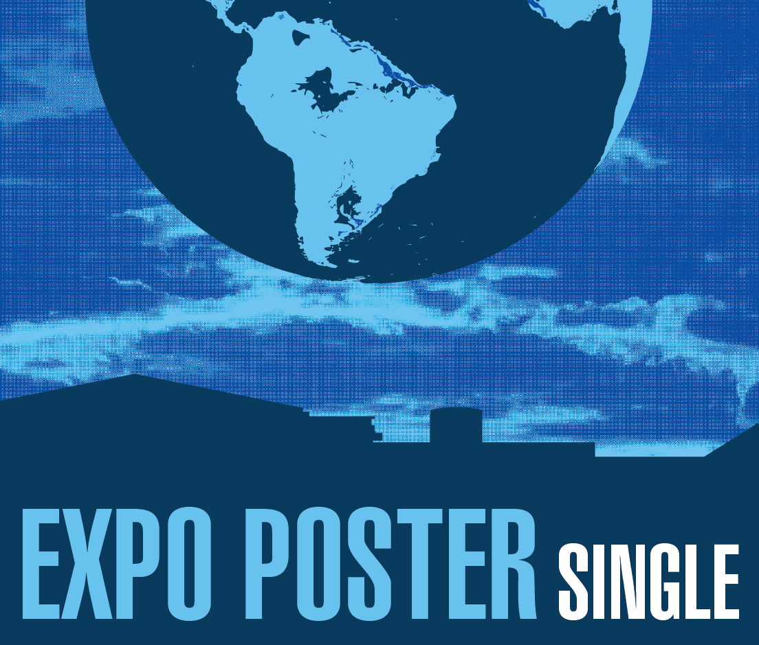 a square graphic representing Expo Poster at the 2020 Annual Convention (Single Poster)