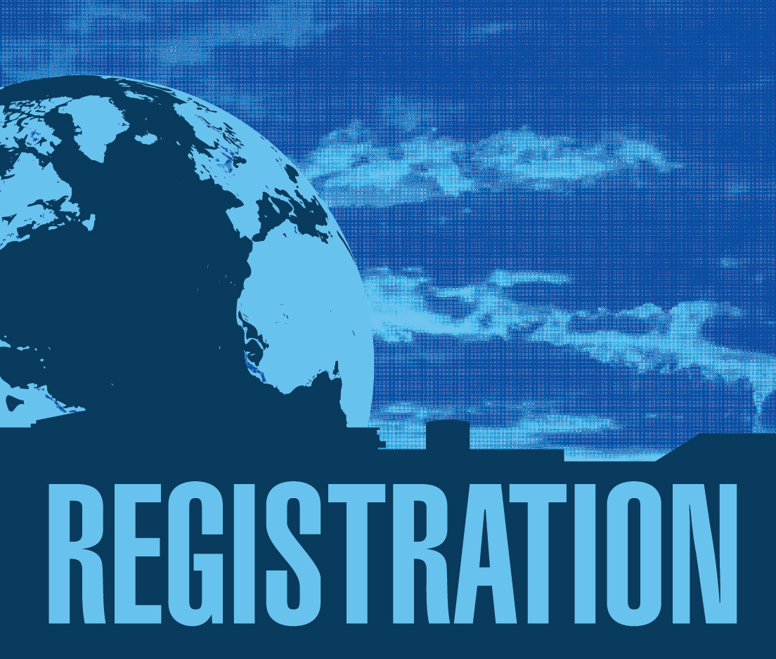 a square graphic representing Annual Convention 2020 Registration. FULL REGISTRATION (May 23, 24, and 25)